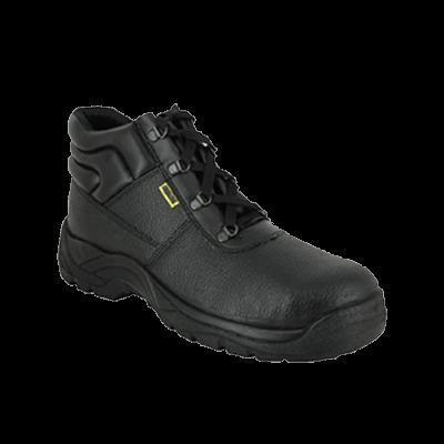 DSI Safety Shoes (Black) – Karunarathna